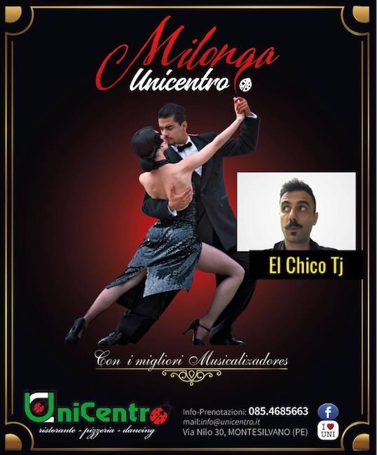 Milonga El Chico Tj