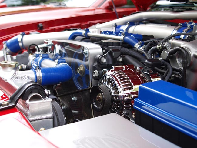 motore autovettura