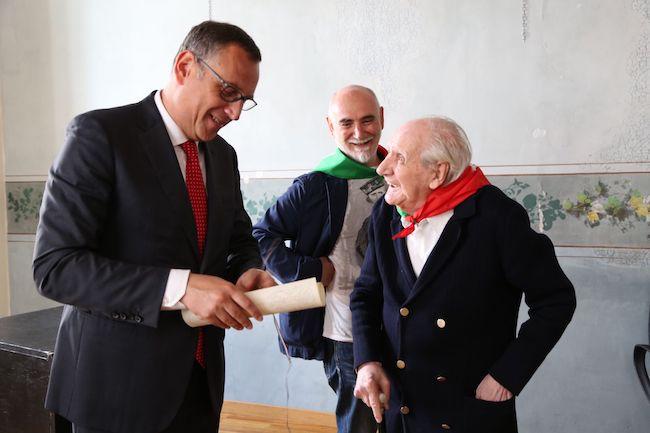sindaco con Adolfo Ceccherini