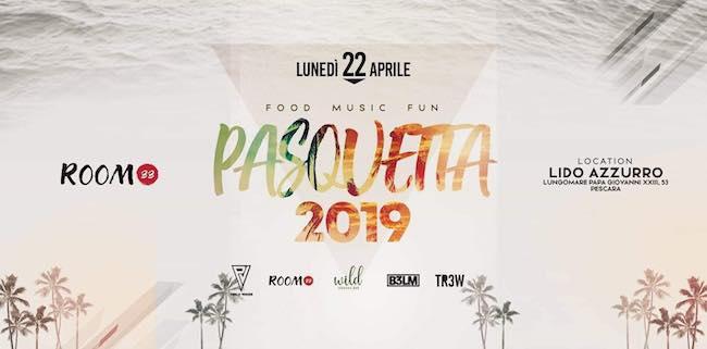 pasquetta 2019 room pescara