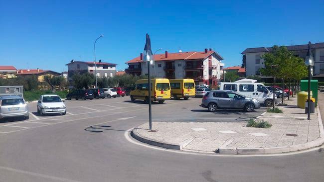 Fossacesia, un piazzale intitolato alla Città di L'Aquila