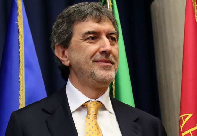 presidente regione Marsilio