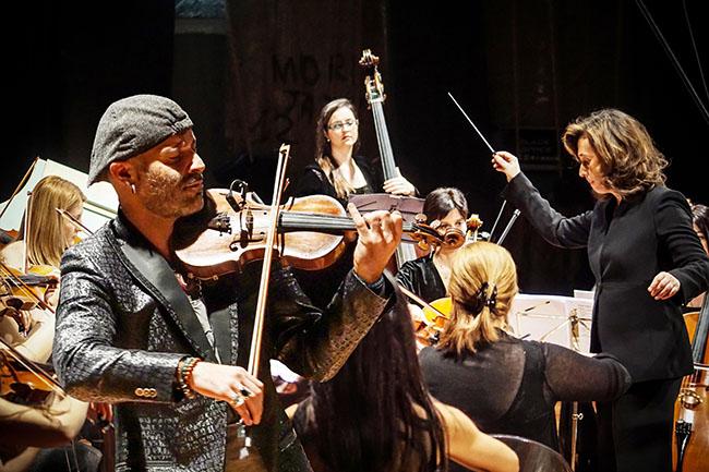 Alessandro Quarta orchestra femminile