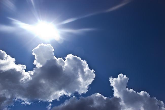 Meteo Abruzzo: fine settimana tra sole e nuvole