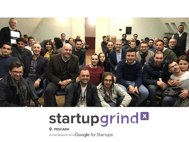 startup grind Pescara 4 aprile 2019