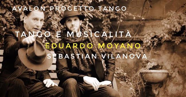 tango musicalità Eduardo Moyano