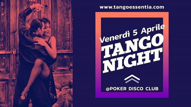 tango poker lanciano 5 aprile