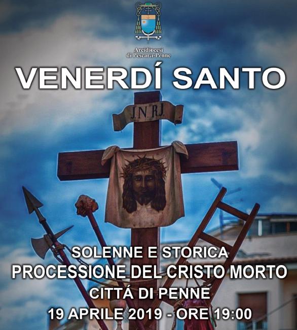 Venerdi Santo Penne 2019