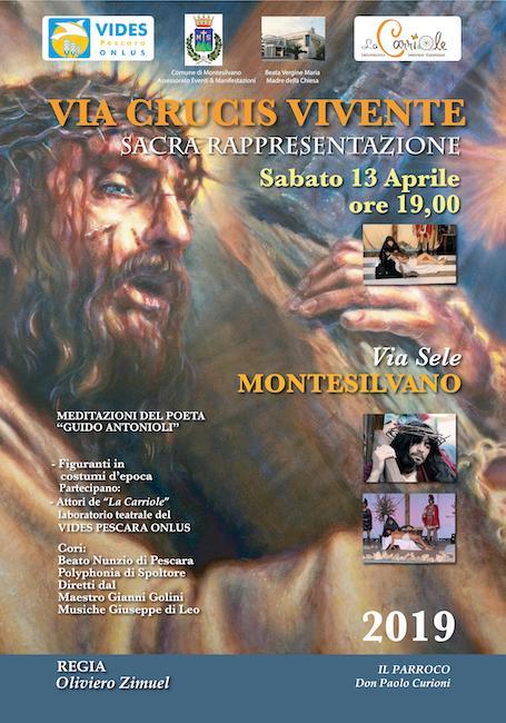 Via Crucis 2019 Montesilvano