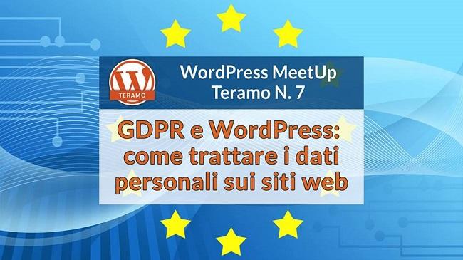 wordpress meetup teramo