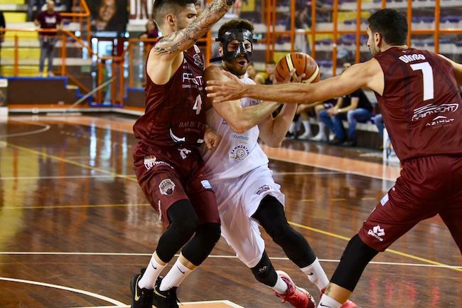 Amatori Pescara – Nardò 85-78