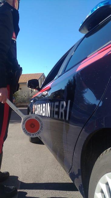 carabinieri verticale