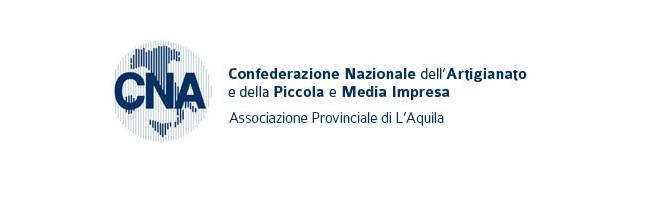 CNA l'Aquila logo