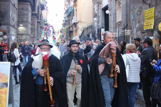 concerto mariano zampognari