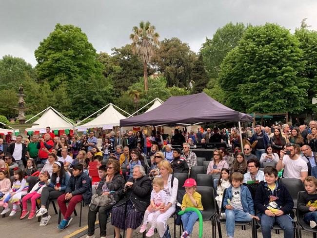 Festa dei Popoli 2019 a Chieti [FOTO]