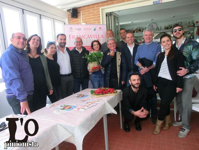 fiori e fragole francavilla 2019