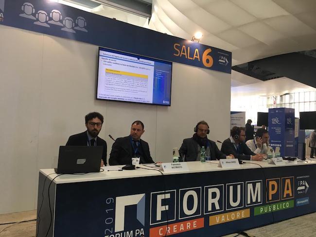 forumpa 2019 laser scanner relatori