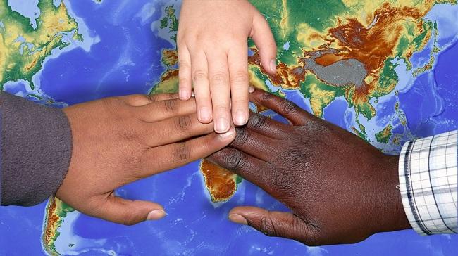 integrazione popoli mondo