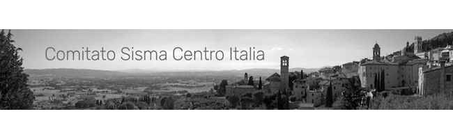 logo comitato sisma centro italia