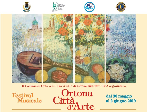 Ortona, Città d'Arte: il programma del Festival Musicale