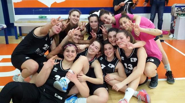baia del re panthers Roseto under 20