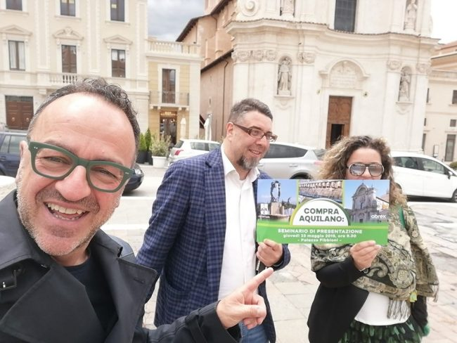 progetto compra aquilano La prima moneta comunale d'Italia