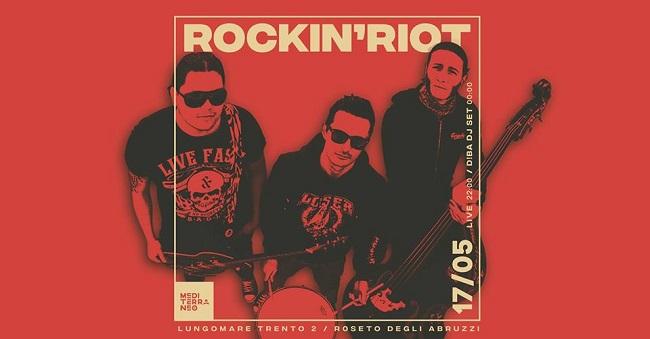 rockin riot 17 maggio