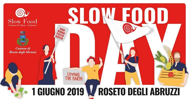 slow food day roseto