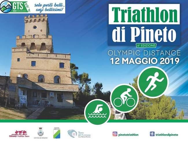 Triathlon di Pineto 2019