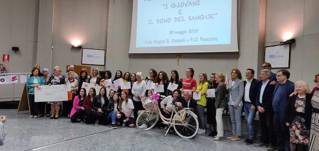 vincitori concorso scolastico fidas 2019