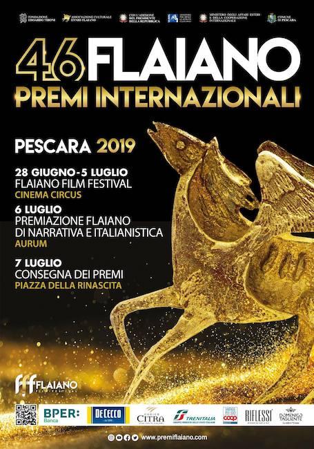 46° Flaiano Film Festival Premi Internazionali
