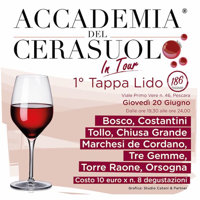 Accademia del Cerasuolo in tour -2