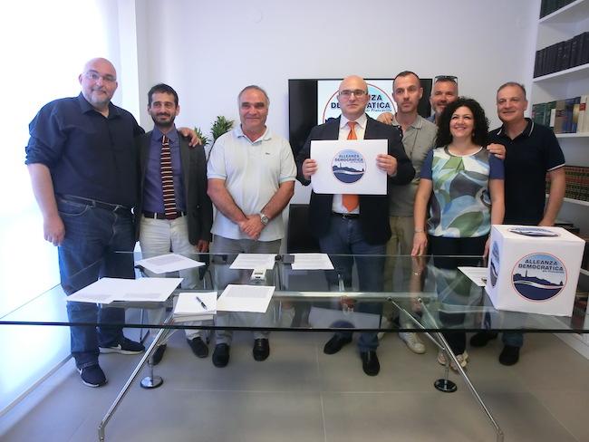 alleanza democratica per Francavilla