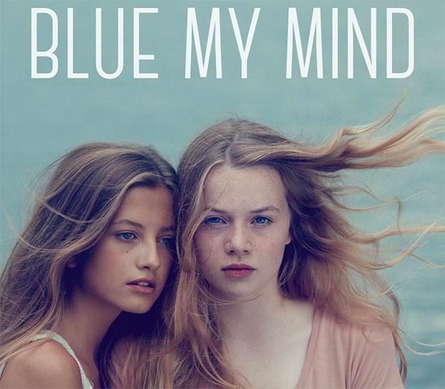 blue my mind locandina film