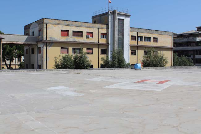 eliporto Pescara superficie