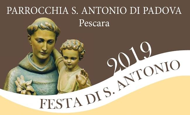 Festa di Sant'Antonio Pescara 2019