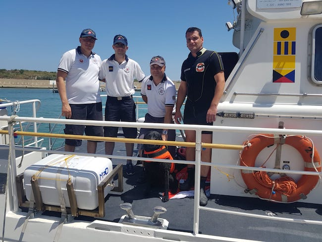 guardia costiera Pescara