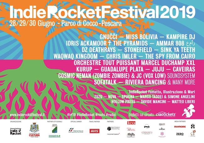 indie rocket festival 2019