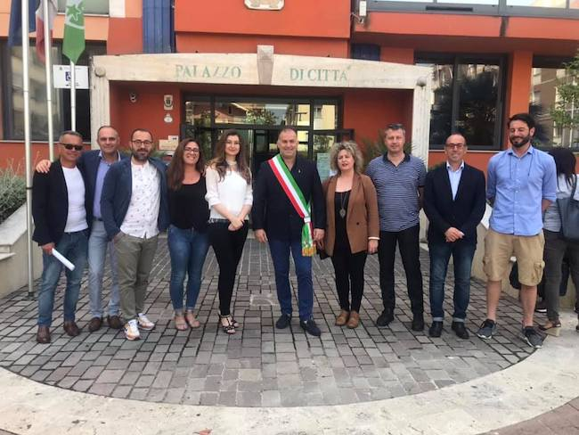 Montesilvano, proclamazione del sindaco e il nuovo Consiglio Comunale