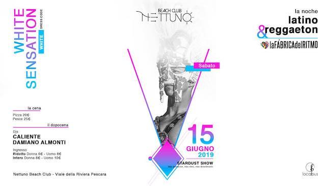 Nettuno Pescara 15 giugno 2019