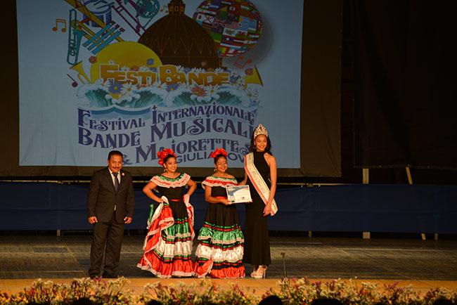 premio migliori costumi Messico