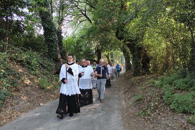 processione spoltore
