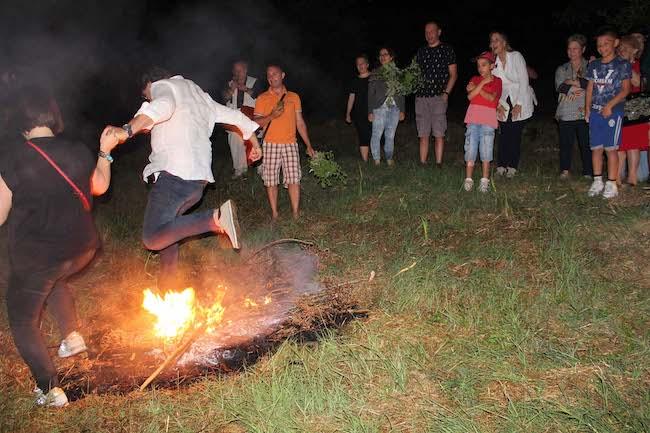 salto fuoco ponticello