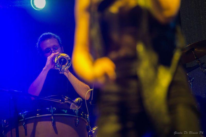 trombettista percussionista dolcenera