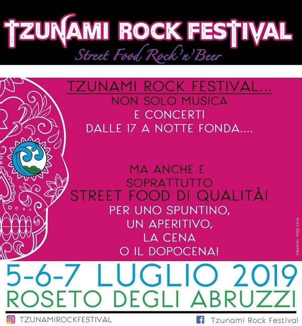Concerti Teramo luglio 2019