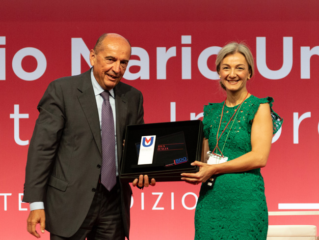 Serata di premiazioni alla Borsa Italiana - BDO