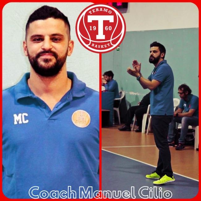 coach manuel cilio