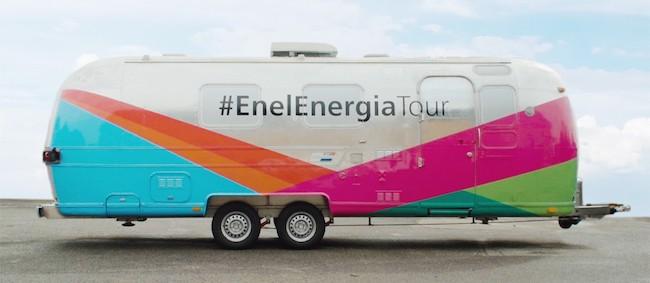 enel energia tour