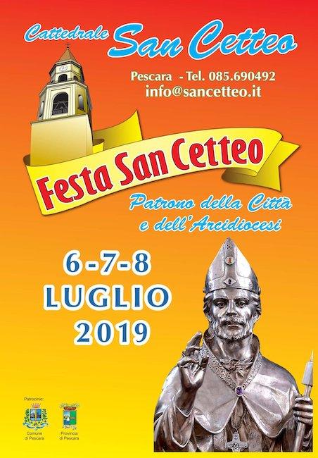 Festa San Cetteo Pescara 2019