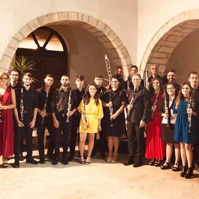 Méditerranée Clarinet Ensemble